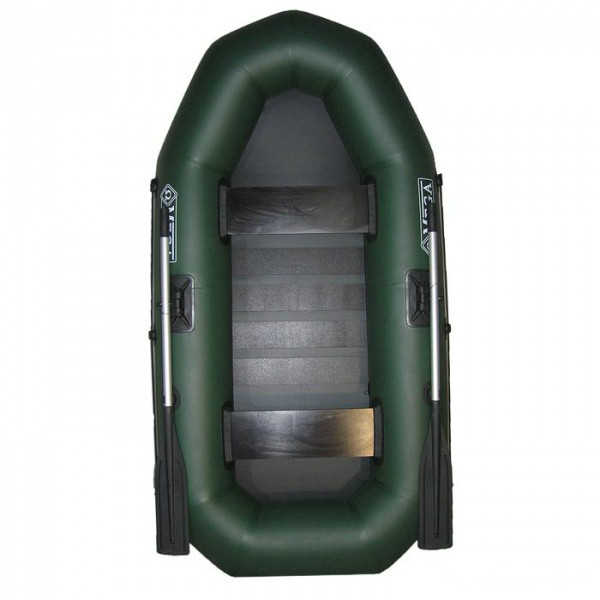 Надувная лодка ПВХ Omega 245LSP 2-местная