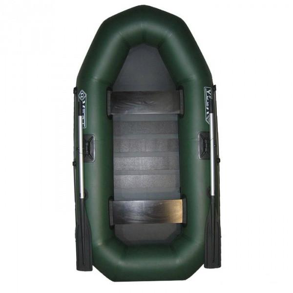 Надувний човен ПВХ Omega 245LSP 2-місна