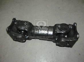 Вал карданный КАМАЗ 4310 Lmin=409-425 мм ход 44 промеж.основн крест.(5320-2205025-01)пр-во Украина. 4310-2202011-02. Цена с НДС.
