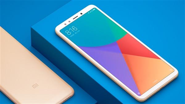 """Бюджетный мультимедийный смартфон Xiaomi Redmi 5 Plus (5.99"""", 3/32Gb)"""