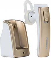 Bluetooth гарнитура RB-T6C Gold Remax 38017