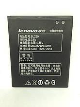 АКБ Lenovo A8 / BL229