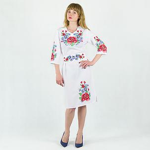 """Платье женское """"Анжелика"""" белое, фото 2"""