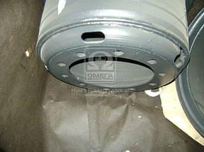 Диск колесный КАМАЗ 8,5-20 (обод с диском) (покупн. КамАЗ). 6520-3101015. Ціна з ПДВ.