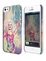 Чехол  для iPhone 5C Swag Мэрлин Монро