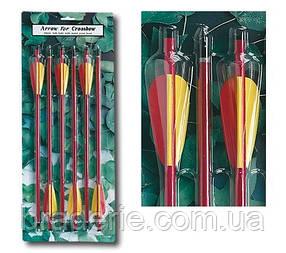 Стріли для арбалета 6 шт. AL14/6R (алюміній)
