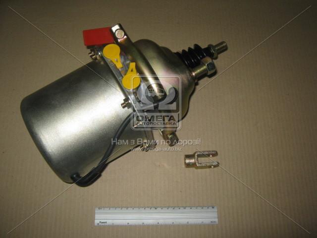 Камера тормозная  с пружинным энергоаккумулятор КАМАЗ (в сборе,тип 20/20) гальваника . 100.3519100-2. Ціна з ПДВ.