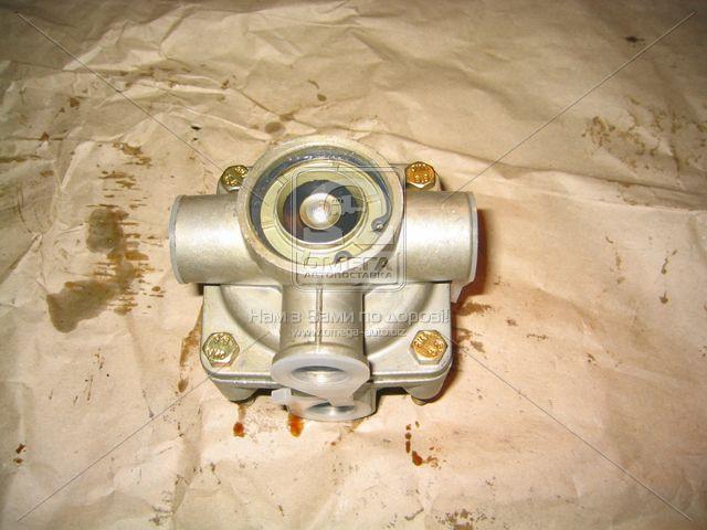 Клапан ускорительный КАМАЗ  (пр-во г.Рославль). 100.3518010. Ціна з ПДВ.