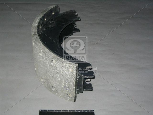 Колодка тормозная КАМАЗ   (покупн. КамАЗ). 53212-3501090. Ціна з ПДВ.