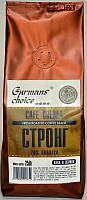 Кофе в зернах Gurmans Choice КАФЕ КРЕМА Стронг 70 % Арабика 250г