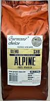 Кофе в зернах Gurmans Choice Альпина Бленд арабика 100 % SHB 1кг, фото 1
