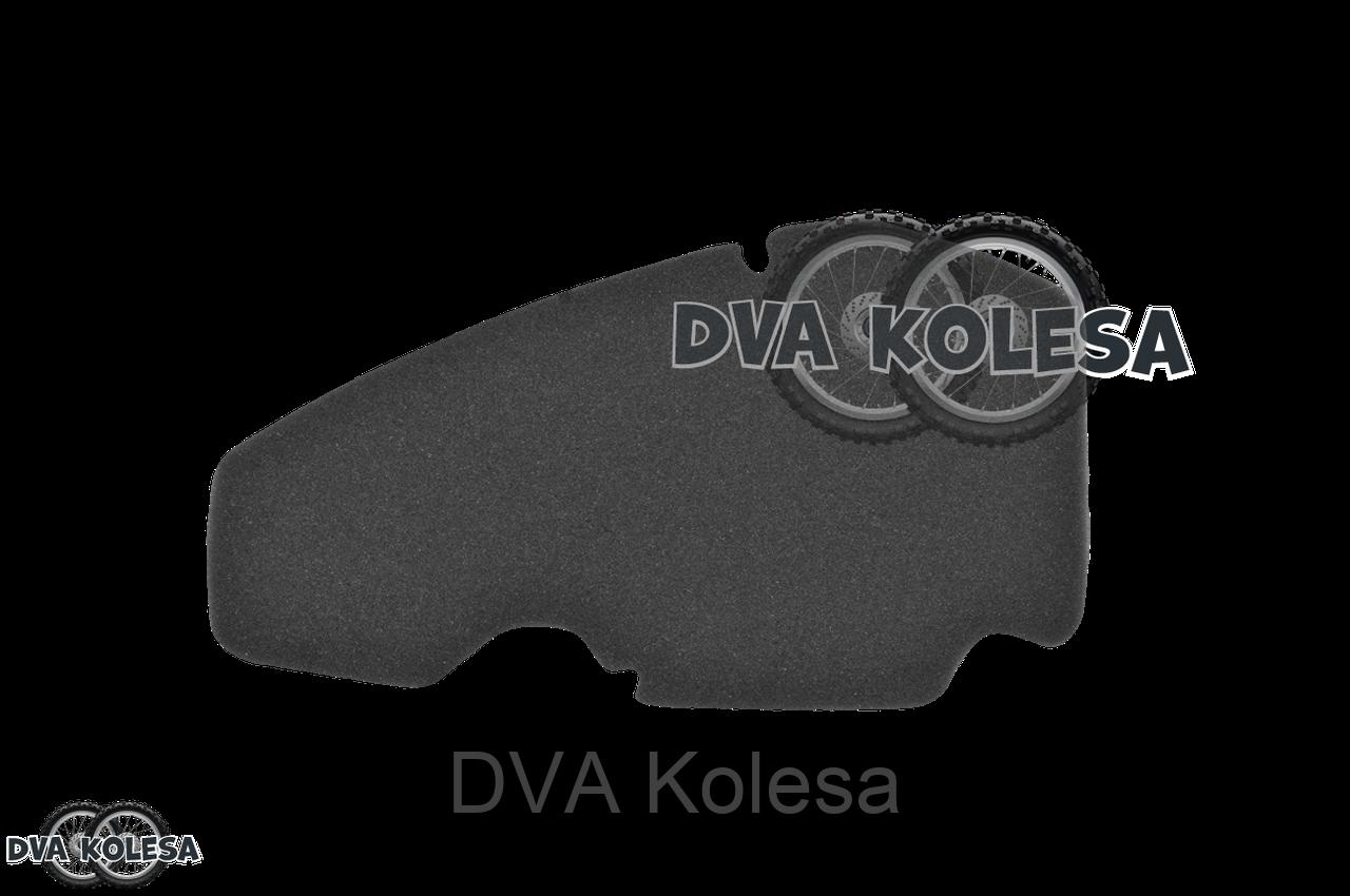 Фильтр воздушный  V50 ADDRESS injection  поролон, сухой, черный