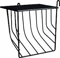 Заборник для сена с крышкой 17см (сенник для грызунов), Trixie™
