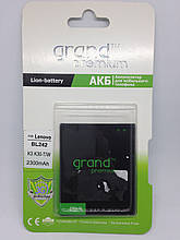 АКБ Grand Lenovo K3 , K30T/W / BL242