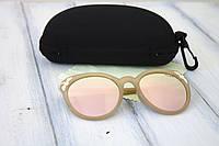 Брендовые солнцезащитные очки Cartier F2039-6
