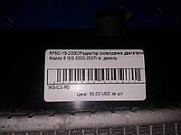 Радиатор охлаждение двигателя Mazda 6 GG GY 2002-2005г.в. 2.0  дизель