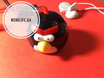 MP3 Angry Birds Черный