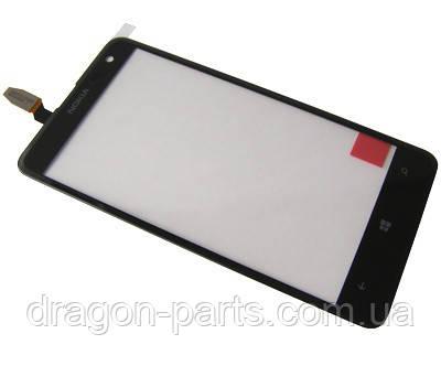Тачскрин Nokia Lumia 625 сенсорная панель оригинал , 4870435, фото 2