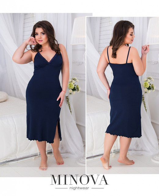 4850261711d4be1 Ночные сорочки женские большого размера - купить по приятной цене от  ВиВанта в Украине