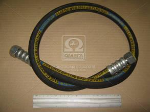 Рукав высокого давления (РВД) КАМАЗ  ) 1010 Ключ 27 d-12 2SN (пр-во Гидросила). Н.036.84.1010 2SN. Ціна з ПДВ.
