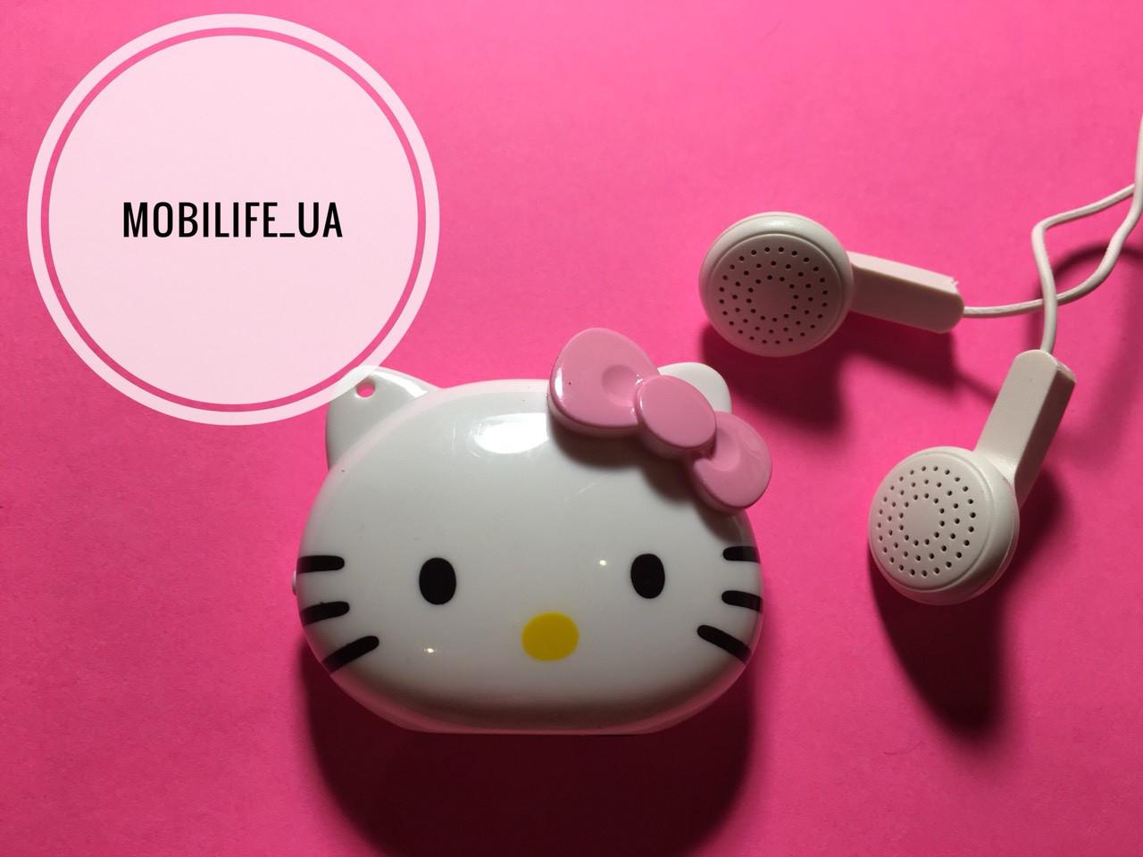 MP3 плеер Hello Kitty