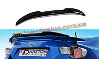 Спойлер на багажник для Toyota GT86 2012