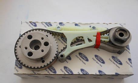 Кассета цепи ГРМ Ford Connect 1,8TDCI (75-90-110PS) с 07-, фото 2