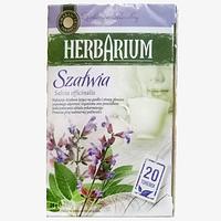 Чай травяной Herbarium с шалфеем 20пакет. Польша