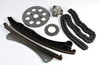 Лыжа цепи (на натяжытелю) Fiat 1,3 16V MJTD Doblo-04- Panda-03- Opel Combo-04- Ruville-3453014-Германия