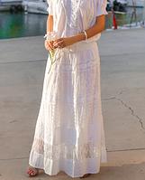 Юбка женская летняя из хлопка Индиано, Fresh-cotton 16009