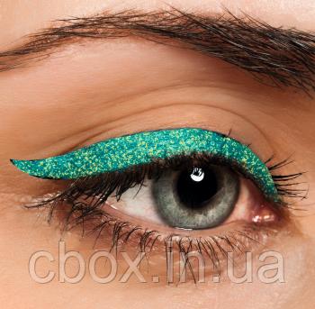 """Жидкая подводка для глаз """"Цветная галактика"""", Faberlic, цвет Изумрудная вспышка, Фаберлик, 5441"""