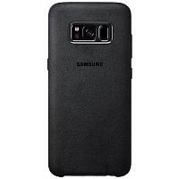 Накладка Alcantara для Samsung Galaxy S8