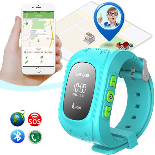 Детские умные часы Q50 с GPS-трекером | SMART BABY WATCH Q50 GPS(УмЧасы_Q50)