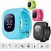 Детские умные часы Q50 с GPS-трекером | SMART BABY WATCH Q50 GPS, фото 3