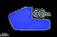 Фильтр воздушный  GEAR  поролон, с пропиткой, синий