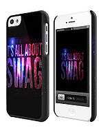 Чехол  для iPhone 5C Swag
