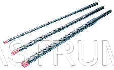 Сверло для бетона SDS-Max Quattro S4 50 х 1000 мм Granite 4-50-100