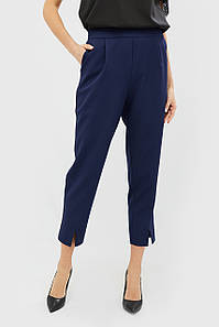 Женские укороченные брюки с разрезами внизу (Tims crd)