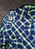 Мужская рубашка с длинным рукавом в клетку cedar wood state р-р XL Оригинал (сток, б/у) original