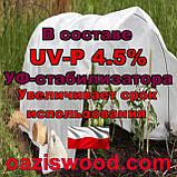Агроволокно р-30g 8.5*100м белое UV-P 4.5% Premium-Agro Польша, фото 6