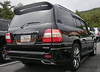 Спойлер на крышу для Toyota Land Cruiser 100 1998-2007 БЕЗ СТОП-СИГНАЛА