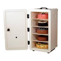 Термоконтейнер для кондитерских изделий. Объем 50л Termobox 630