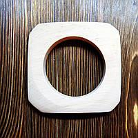 Браслет квадратный 10*10*1,6см Ольха, фото 1