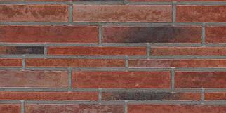 Клинкерная плитка Stroeher 353 eisenrost, серия ZEITLOS формат NF 240х71х14