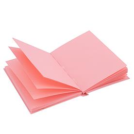 Блокнот 2.0 A6 Fisher Gifts pink (рожевий)