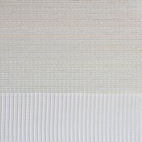 Рулонные шторы День-Ночь Ткань Болонья Z-201 Белый