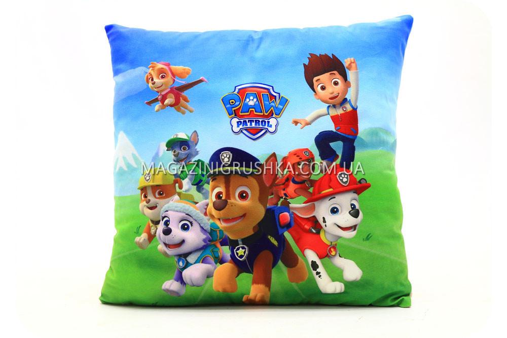 Подушка для ребенка «Щенячий патруль»