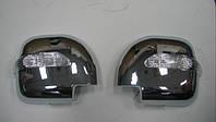 Накладки на зеркала Mitsubishi L-200