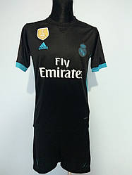 Футбольна форма в стилі Adidas доросла Real Madrid сезон 2018