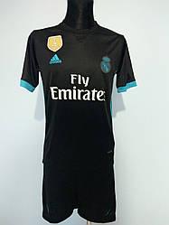 Футбольная форма в стиле Adidas взрослая Real Madrid сезон 2018